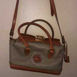 Dooney & Bourke Tan crossbody